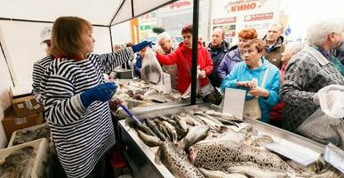 К 2030 году в России будут перерабатывать 80 процентов улова