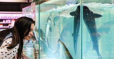 В России растет потребление рыбы